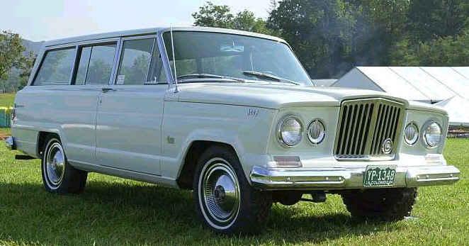 Jubilee Jeeps - Wagoneer