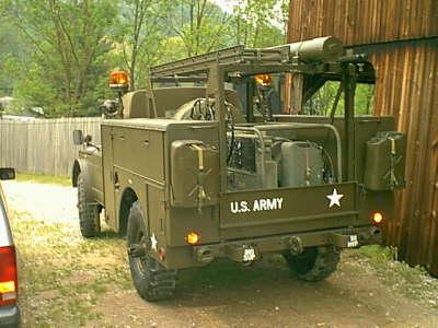 Jubilee Jeeps M715 M724 M725 M726