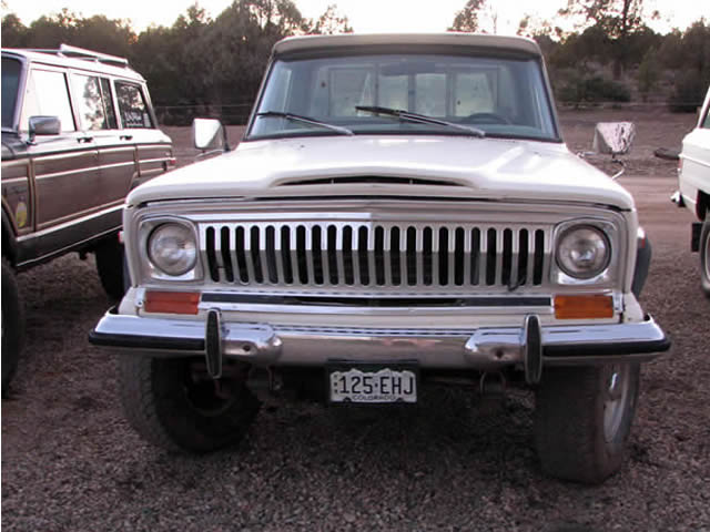 Razor Grille Differences International Full Size Jeep Association
